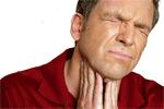 Першение в горле